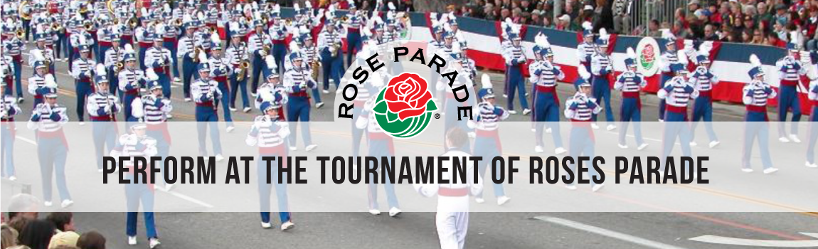 PERFORM AT THE 2020 TOURNAMENT OF ROSES