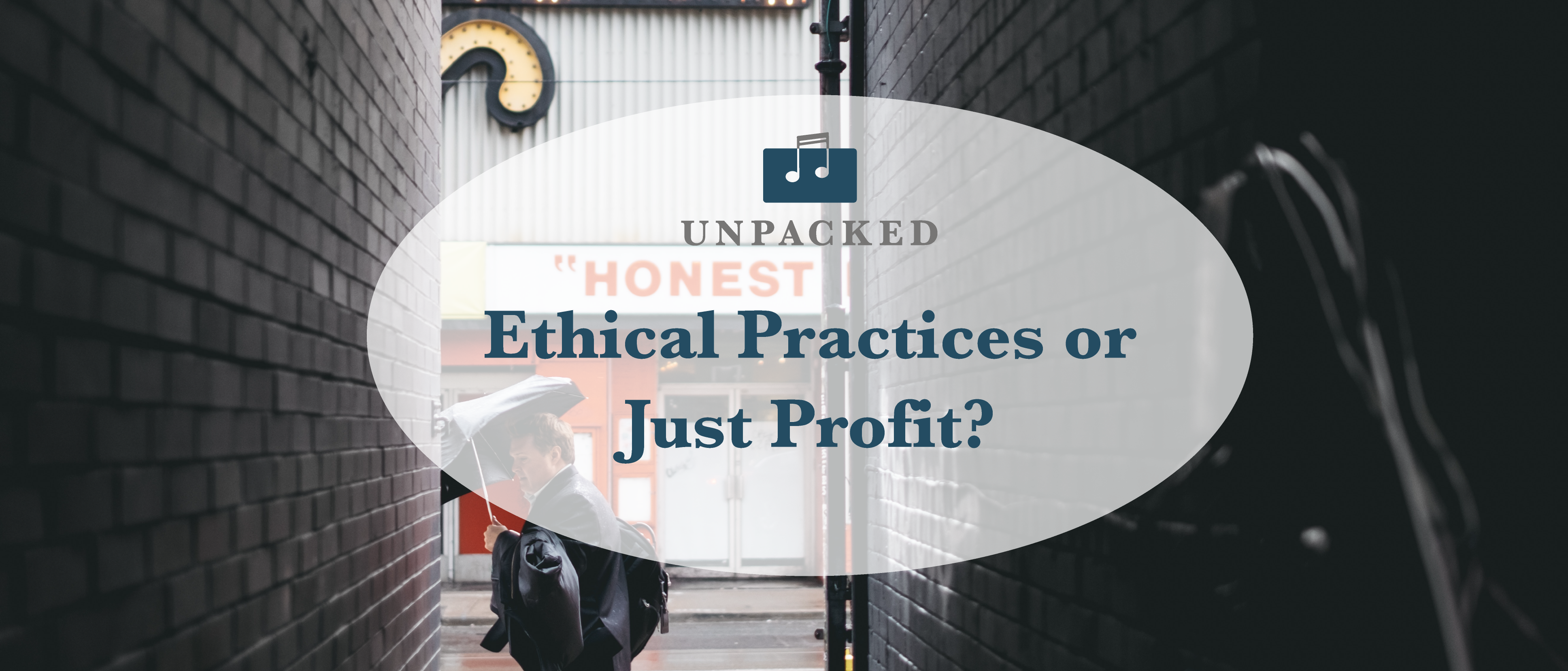 Ethical Practices or Just Profit?
