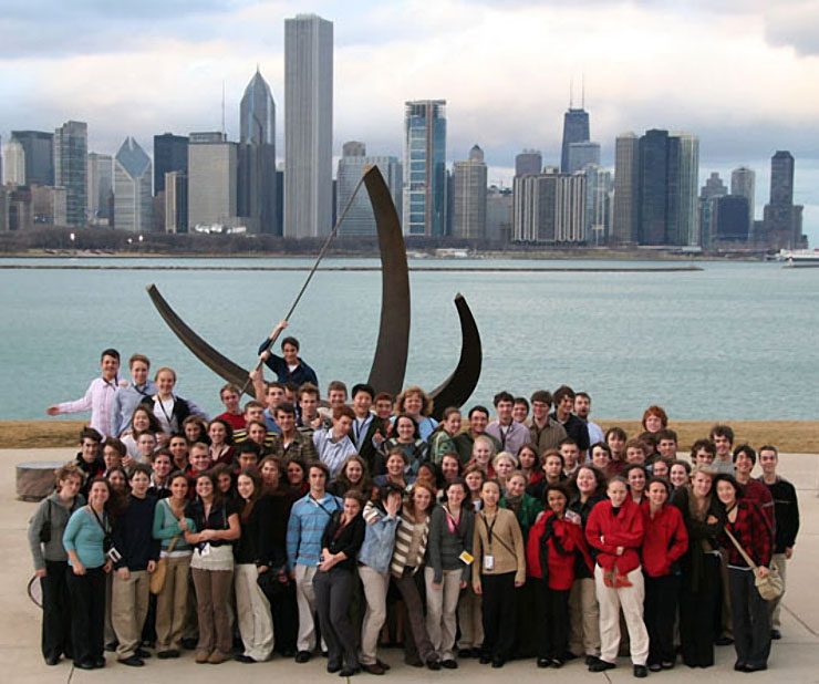 Midwest Clinic pics